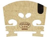 Teller *** m/u-innlegg av ibenholt
