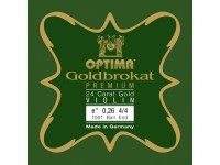 Optima Goldbrokat 24 carat gold E-1